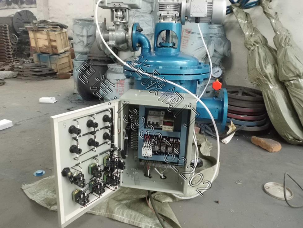 JT型全自动自清洗过滤器